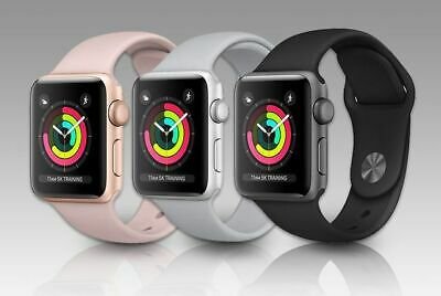 $ CDN163.64 • Buy Apple Watch Series 3 - 38mm/42mm - GPS/Cellular - Various Conditions / Colors