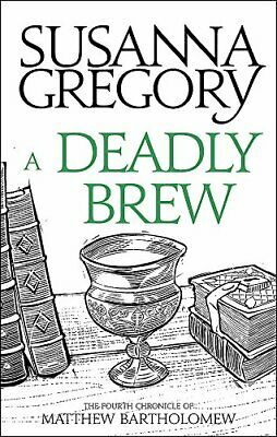 £2.80 • Buy A Deadly Brew: The Fourth Matthew Bartholomew Chronicle (Chronicles Of Matthew