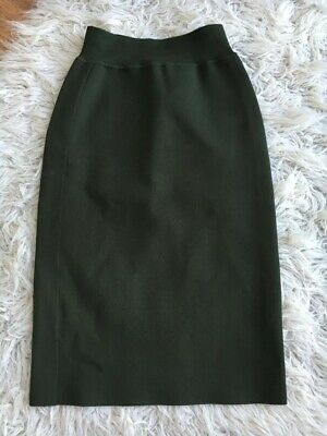 AU169.99 • Buy Excellent Condition   Scanlan Theodore Crepe Knit Skirt - Size L