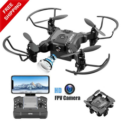 AU43.90 • Buy 4DRC-V2 Drone With 1080P HD Wifi FPV Camera Foldable RC Quadcopter For Kids Mini