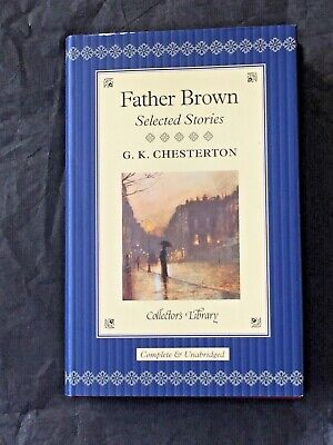 £10 • Buy GK Chesterton: Father Brown Selected Stories (Collector's Library, 2003)