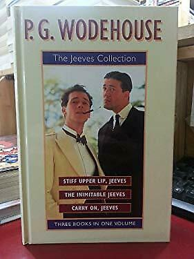 £10.35 • Buy Jeeves Collection Hardcover P. G. Wodehouse