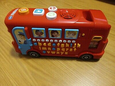 £10.99 • Buy Vtech Playtime Bus With Phonics Interactive Educational Toy