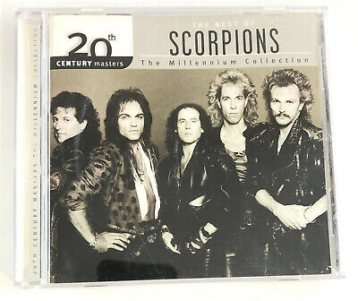 £6.11 • Buy 20th Century Masters: The Best Of Scorpions Millennium Collection - No Scratches