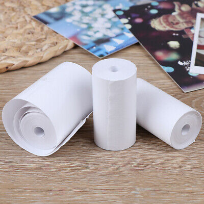 AU3.23 • Buy 1 Roll Thermal Printing Paper 57x30mm Great For Photo Printer POS Machines T.yx
