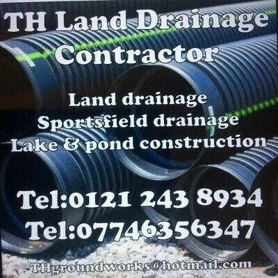 £1 • Buy Land Drainage Contractor