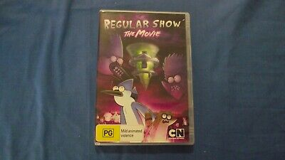 £6.85 • Buy Regular Show The Movie - DVD - R4 - Free Tracking