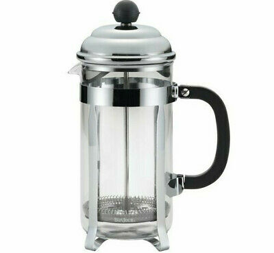 £8.99 • Buy French Coffee Press ARGOS HOME 8 CUP CAFETIERE CHROME (PRESS ONLY)
