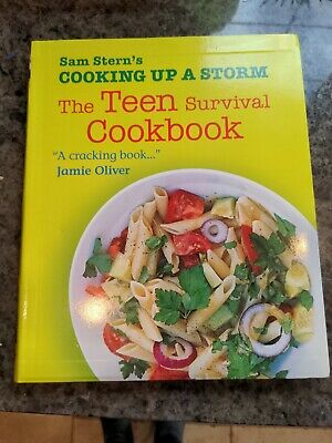 £3 • Buy Cooking Up A Storm: The Teen Survival Cookbook By Susan Stern, Sam Stern (Paper…