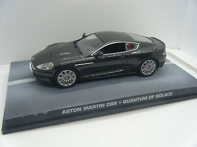 £6.50 • Buy James Bond Car Collection Aston Martin Dbs From Quantum Of Solace Issue 58