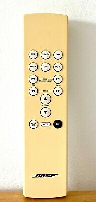 £30 • Buy Bose Lifestyle Remote Control RC-5