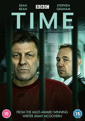 £11.98 • Buy Time DVD (2021) Sean Bean Cert 15 ***NEW*** Incredible Value And Free Shipping!
