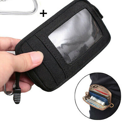 $8.99 • Buy Tactical Wallet Card Bag Army Sports Key Change Purse Camping Men Waist Pack US