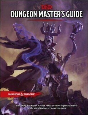 AU65.99 • Buy RPG - D&D Dungeon Masters Guide 5th Edition NEW!