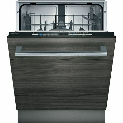 View Details Siemens SN61IX12TG IQ-100 E Dishwasher Full Size 60cm 12 Place Black New From • 584.00£