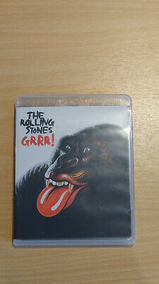 £35 • Buy The Rolling Stones - Grrr! - High Fidelity Pure Audio Blu-ray