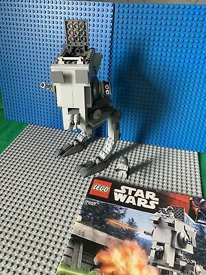£40 • Buy LEGO Star Wars AT-ST (7657)