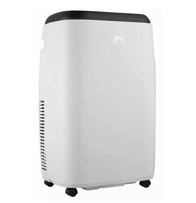 AU240 • Buy EUROMATIC 3.3kw PORTABLE AIR CONDITIONER (AS NEW) Rrp:$449