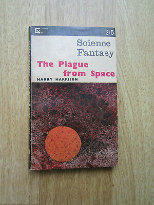 £5.45 • Buy The Plague From Space Harry Harrison  Vintage Science Fantasy Paperback