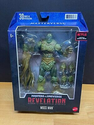 $39.95 • Buy Masters Of The Universe Revelation 6  Action Figure! MOSS MAN! MIMB!