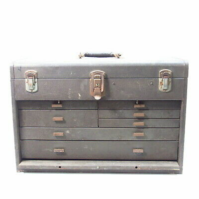 $169.99 • Buy Kennedy 520 7-Drawer Machinists Chest Toolbox
