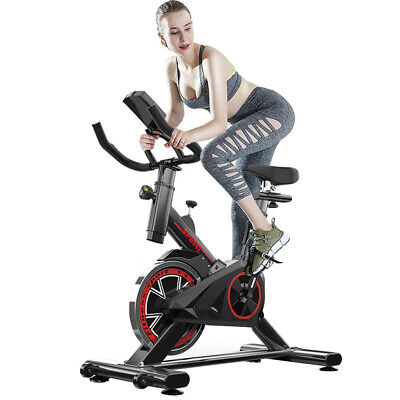 £97.99 • Buy Home Indoor Training Exercise Bike/Cycle Gym Trainer Fitness Workout Machine