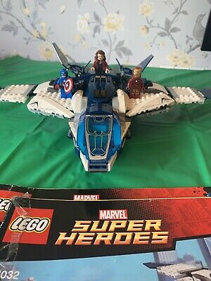 £45 • Buy LEGO Marvel Super Heroes The Avengers Quinjet City Chase (76032)