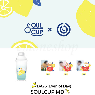 $ CDN71.14 • Buy PRE-ORDER 데이식스 DAY6 [ Even Of Day X SOULCUP MD ] OFFICIAL MERCH - Released 08/03
