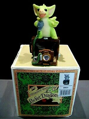 £21.50 • Buy Pocket Dragons     'smile'   1999   Rare  Mint Condition  Boxed