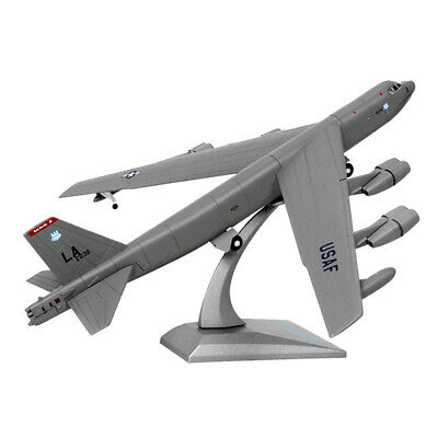 £21.83 • Buy 1:200 Diecast Metal Airplanes American B-52 Bomber Fighter Aircraft Model