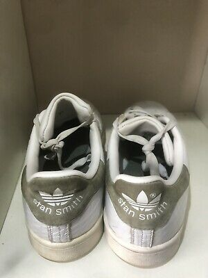 """AU9.99 • Buy Adidas """"Stan Smith"""" Gold Green Ladies Size US 7 - Good Condition"""