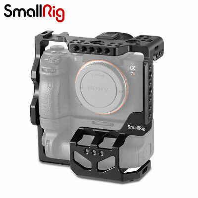 $ CDN135.82 • Buy SmallRig Camera Cage For Sony A7R III And A7 III With VG-C3EM Vertical Grip 2176