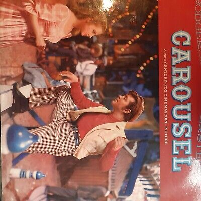 £6 • Buy Rodgers And Hammerstein's-Carousel Soundtrack.12  LP Vinyl Record.