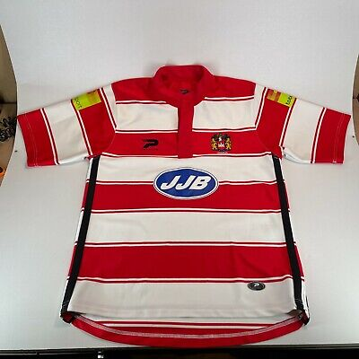 £13.99 • Buy Wigan Warriors Rugby League Home Shirt Size M - VC - FAST POSTAGE