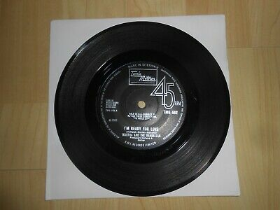 """£3.99 • Buy Martha And The Vandellas  I'm Ready For Love 1966 7"""""""
