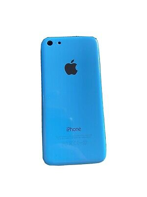 £3 • Buy IPhone 5C Blue Back Rear Housing Battery Cover Replacement | UK Best