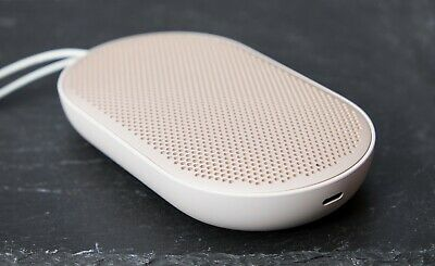 £97.47 • Buy Bang And Olufsen BeoPlay P2 Portable Bluetooth Speaker Sand Stone BOXED B&O Beo