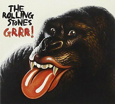 £140.49 • Buy THE ROLLING STONES GRRR!?Greatest Hits 1962-2012 Free Ship W/Tracking# New Japan