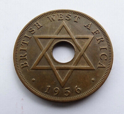 £5.99 • Buy 1956h British West Africa One Penny