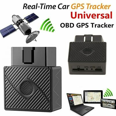 £15.99 • Buy OBD II GPS Tracker Real Time Car Truck Van Tracking Device Spy System Locator