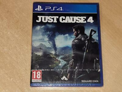 £11.99 • Buy Just Cause 4 PS4 Playstation 4 UK Game **BRAND NEW & SEALED**