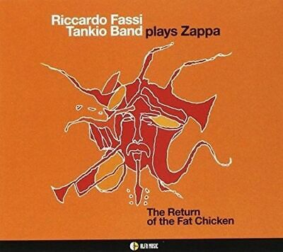£23.29 • Buy Riccardo Fassi - Plays Zappa: Return Of The Fat Chicken New Cd