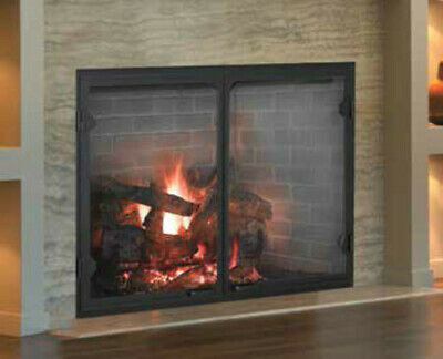 $2168.10 • Buy Majestic SB80 42 Inch Built-In Direct Vent Wood Burning Fireplace - Traditional