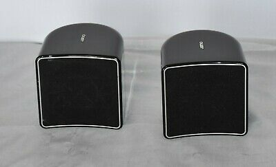 £29.95 • Buy JAMO A102 2x Surround Speakers + Brackets -  Needs Cleaning 👍
