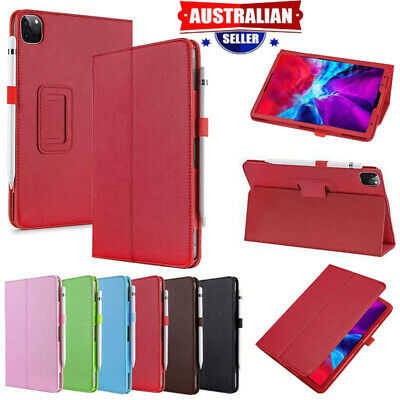 AU17.65 • Buy For IPad Pro 11 12.9 Inch 2021 Air 10.9 2020 Leather Slim Folio Stand Case Cover