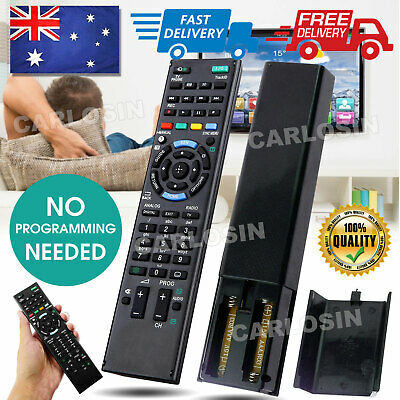 AU10.95 • Buy Replacement Universal Remote Control For SONY TV Bravia 4k Ultra HD TV Au