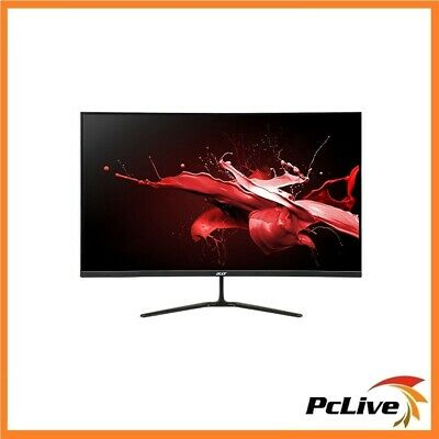 AU385.90 • Buy NEW 31.5  Acer ED320QRS Curved FULL HD LED Monitor 165Hz 1ms Gaming HDMI DP Wide