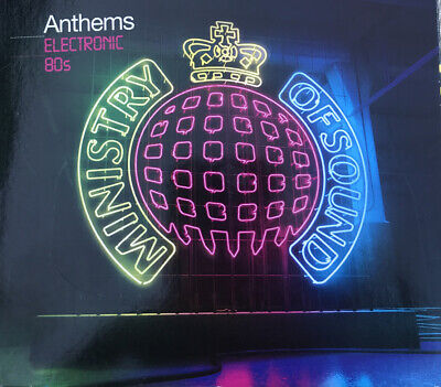£2.60 • Buy Ministry Of Sound Electronic 80s CD Box Set