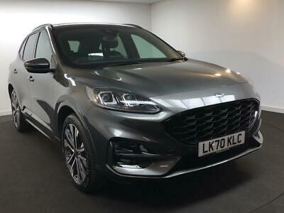 £34499 • Buy 2020 Ford Kuga 5Dr ST-Line X 2.0 Tdci 190PS AWD Auto Estate Diesel Automatic