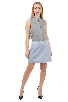 £0.99 • Buy RRP €410 MARNI Taffeta Straight Skirt Size 40 / XS Unlined Made In Italy